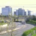 Transitway aerial shot